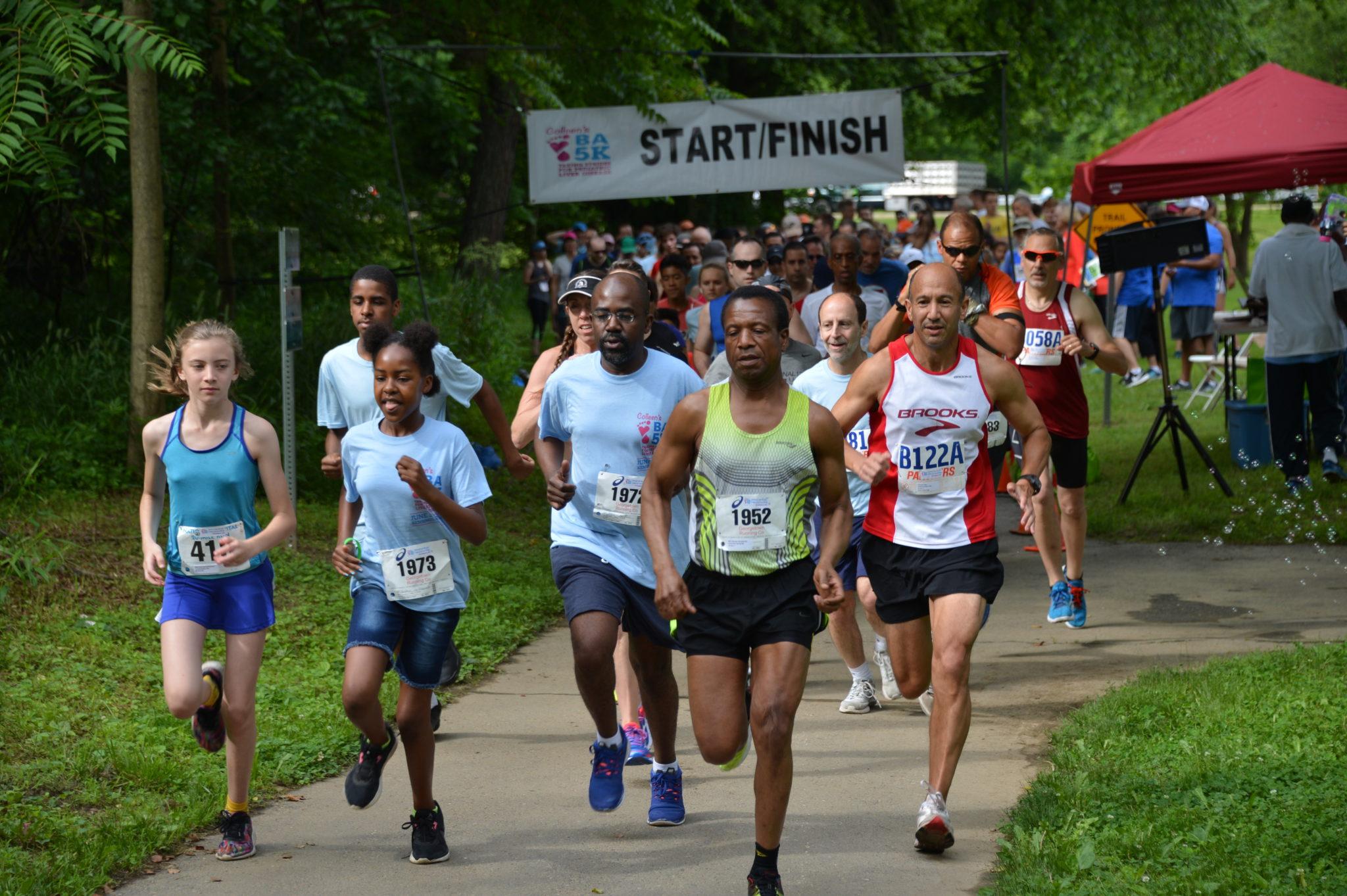 Run start