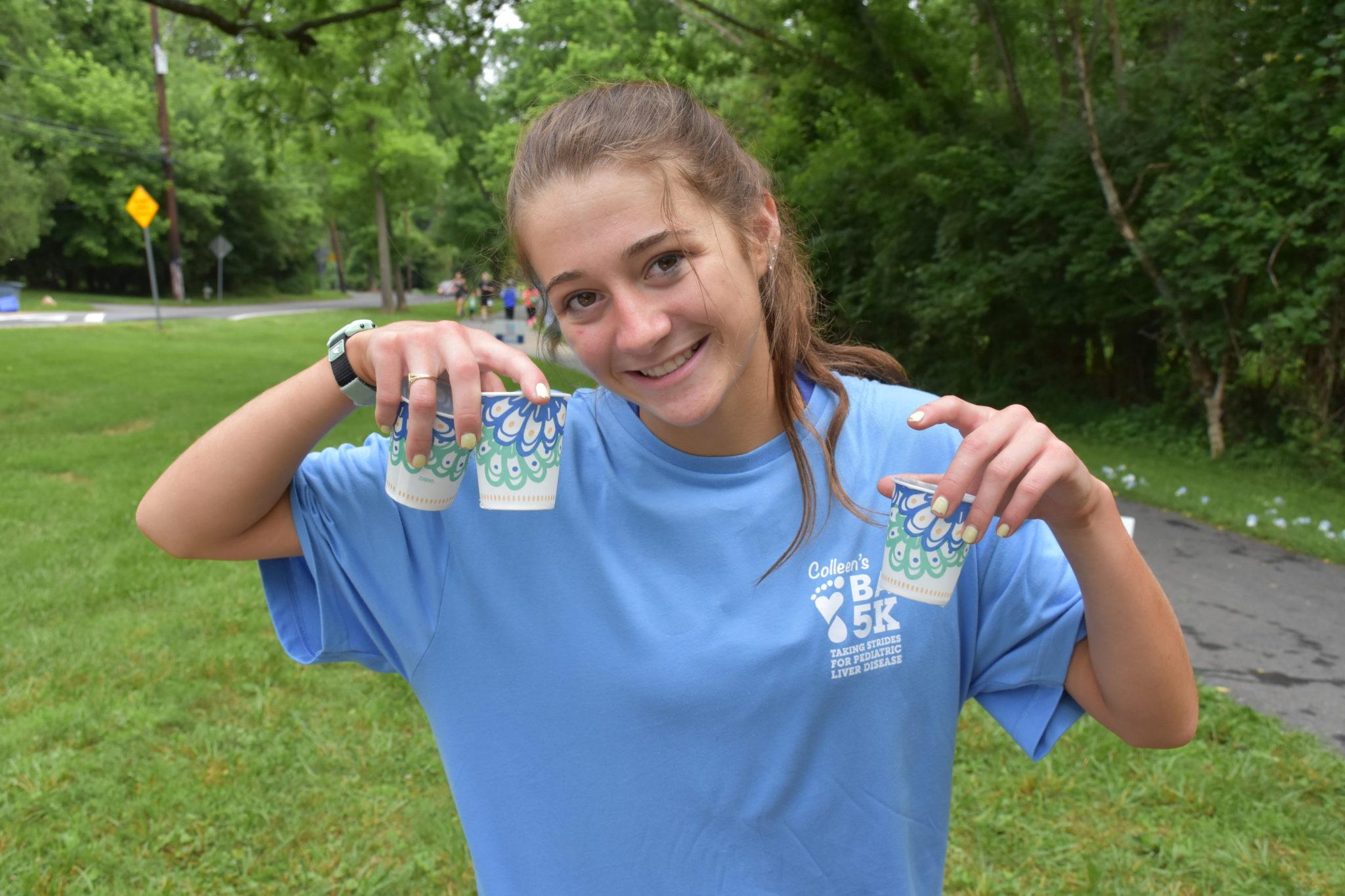 Water Turnaround Caroline